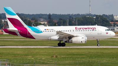 A picture of DAGWL - Airbus A319132 - Eurowings - © Niklas Engel