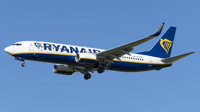 A picture of SPRSC - Boeing 7378AS - Ryanair - © DesertWolf