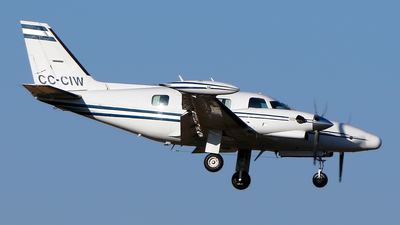 CC-CIW - Piper PA-31T Cheyenne II - Private