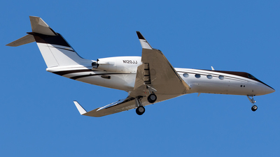 N120JJ - Gulfstream G-IV - Private