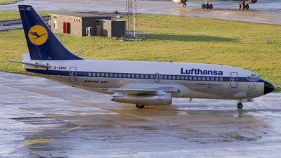 D-ABME - Boeing 737-230(Adv) - Lufthansa
