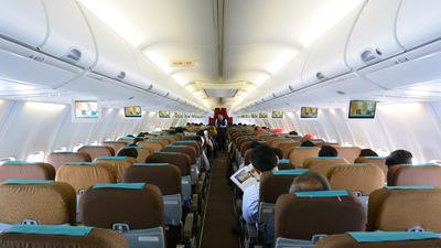 PK-GEJ - Boeing 737-86N - Garuda Indonesia