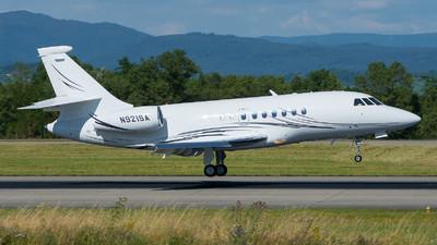 N921SA - Dassault Falcon 2000 - Private
