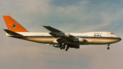 ZS-SAP - Boeing 747-244B - South African Airways
