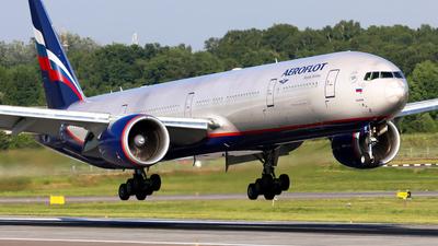A picture of VQBQB - Boeing 7773M0(ER) - Aeroflot - © DimAN Kazakov