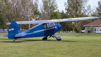 NC37862 - Porterfield Aircraft Corporation CP-65 Collegiate - Private