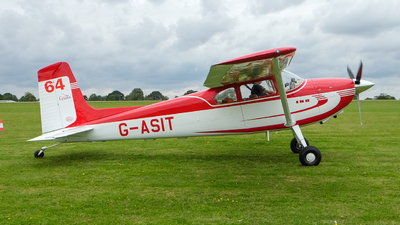 A picture of GASIT - Cessna 180 - [32567] - © Planet Aircraft