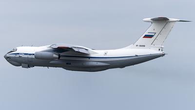 RF-86898 - Ilyushin IL-76MD - Russia - Air Force