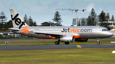 VH-VGP - Airbus A320-232 - Jetstar Airways