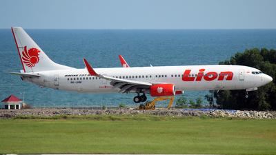 PK-LHM - Boeing 737-9GPER - Lion Air