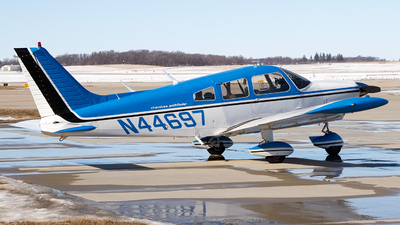 A picture of N44697 - Piper PA28235 - [287410109] - © Jeremy D. Dando