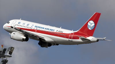 B-6054 - Airbus A319-133 - Sichuan Airlines