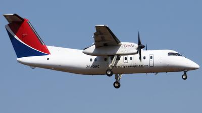 A picture of ZSDHC - De Havilland Canada Dash 8100 - CemAir - © Jono Druion