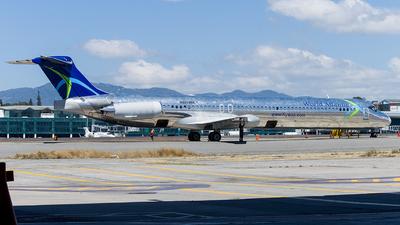 N801WA - McDonnell Douglas MD-82 - World Atlantic Airlines