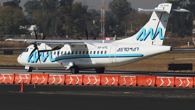 A picture of XAUYL - ATR 42600 - Aeromar - © Alejandro Aceves