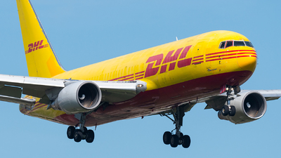 N657GT - Boeing 767-281(BDSF) - DHL (Atlas Air)