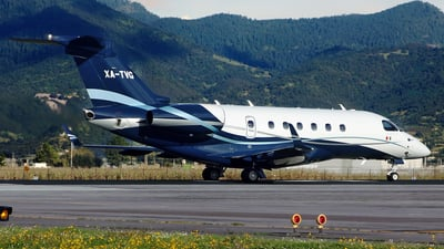XA-TVG - Embraer EMB-550 Legacy 500 - Private