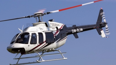 OM-BJM - Bell 407GX - TECH-MONT Helicopter Company