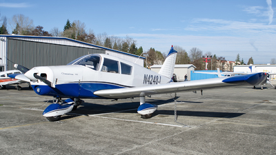 N4248J - Piper PA-28-140 Cherokee - Private