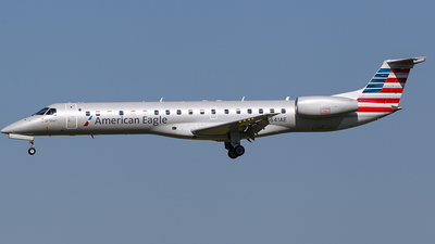 N641AE - Embraer ERJ-145LR - American Eagle (Piedmont Airlines)