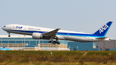 A picture of JA792A - Boeing 777381(ER) - All Nippon Airways - © Lacia_InoriXWB