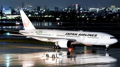 A picture of JA705J - Boeing 777246(ER) - [32893] - © Momoka.S