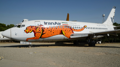 EP-IRI - Boeing 737-286C(Adv) - Iran Air
