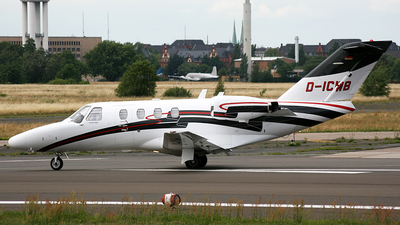 D-ICWB - Cessna 525 CitationJet 1 - Windrose Air