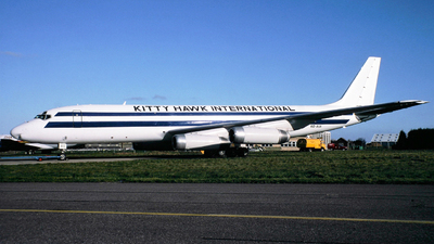 3D-AIA - Douglas DC-8-62(F) - Kitty Hawk International