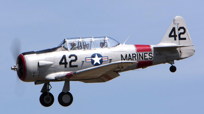 N77TX - North American AT-6 Texan - Private
