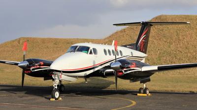 A picture of OKTKA - Beech 200 King Air - [BB700] - © Milos Ruza
