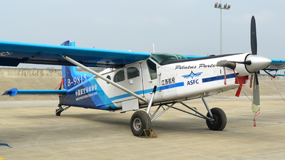 B-9815 - Pilatus PC-6/B2-H4 Turbo Porter - Aero Sports Federation of China