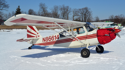 A picture of N86614 - Bellanca 7GCBC - [64474] - © Jake Uhl