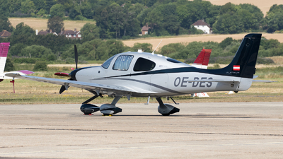 OE-DES - Cirrus SR22T-GTS - Private