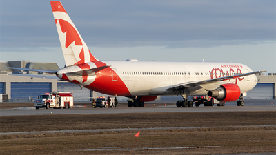 A picture of CFJZK - Boeing 7673Q8(ER) - [29386] - © RZ