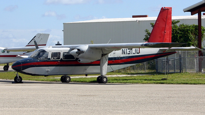 N131JL - Britten-Norman BN-2A Islander - Tropicair