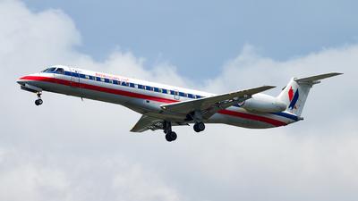 N694AE - Embraer ERJ-145LR - American Eagle