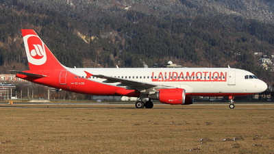 OE-LOG - Airbus A320-214 - LaudaMotion