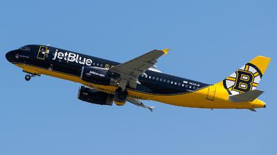 N632JB - Airbus A320-232 - jetBlue Airways