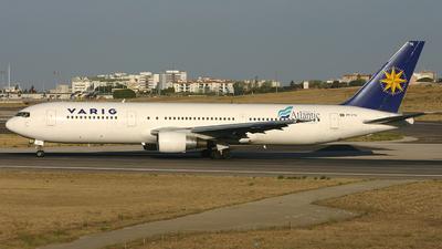 PP-VTE - Boeing 767-3Y0(ER) - Varig Charter (EuroAtlantic Airways)