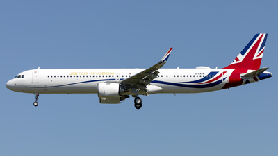 A picture of GXATW - Airbus A321253NX -  - © Kris Van Craenenbroeck