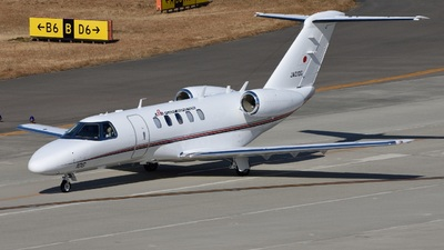 JA010G - Cessna 525 Citation CJ4 - Japan - Civil Aviation Bureau