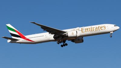 A6-EGH - Boeing 777-31HER - Emirates