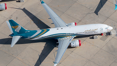 A picture of A4OML - Boeing 737 MAX 8 - Oman Air - © Misael Ocasio Epicaviation47