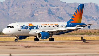 N304NV - Airbus A319-112 - Allegiant Air