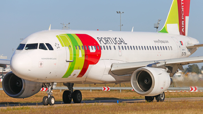 CS-TTM - Airbus A319-111 - TAP Portugal