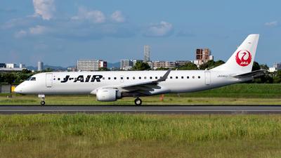 JA244J - Embraer 190-100STD - J-Air