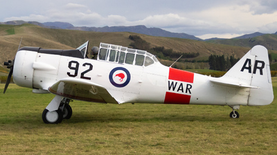 ZK-WAR - North American AT-6D Harvard III - Private