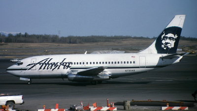 N730AS - Boeing 737-290C(Adv) - Alaska Airlines