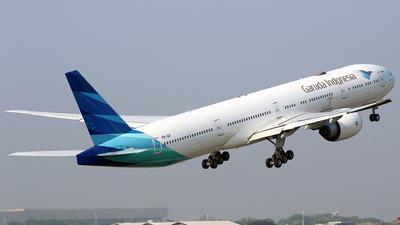 PK-GIF - Boeing 777-3U3ER - Garuda Indonesia